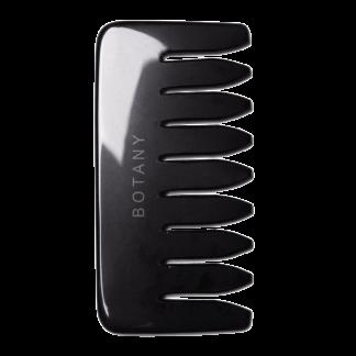 Black Obsidian Comb